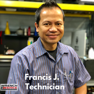Francis | Wrench Werks