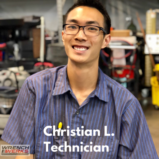 Christian | Wrench Werks